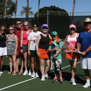 Palm Springs Tennis Camp