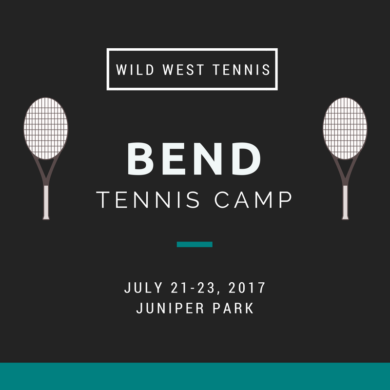 Bend Tennis Camp